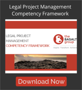 Legal Project Management Competency Framework