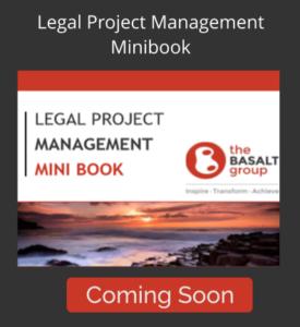Legal Project Management Minibook
