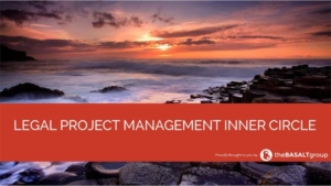 Legal Project Management Circle