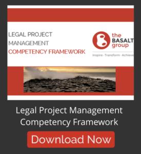 Legal Project Management Competency Framework