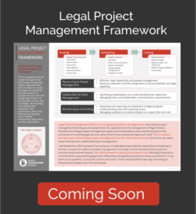 The Basalt Group - Legal Project Management Framework