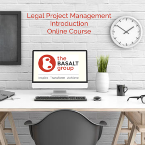 Legal Project Management Introduction
