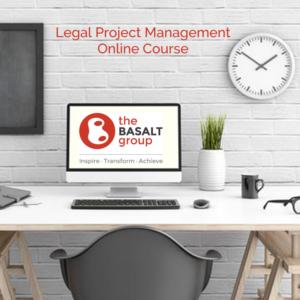 Legal Project Management Online Course