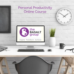 Personal Productivity Online Course
